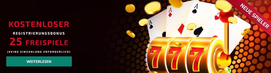 Elcarado Casino Freespins no deposit