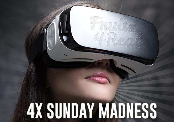 Sunday Madness at Fruits4Real