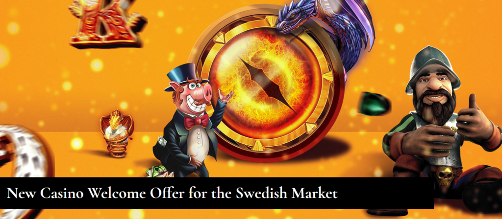 New Swedish Welcome Bonus at Leovegas