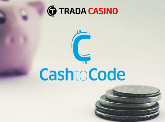 CashtoCode now available at Tradacasino