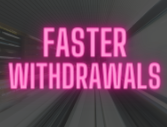 Faster withdrawals at Tradacasino