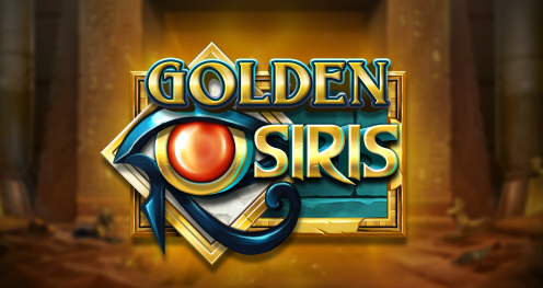 Golden Osiris with Jackpots exclusively at Casumo