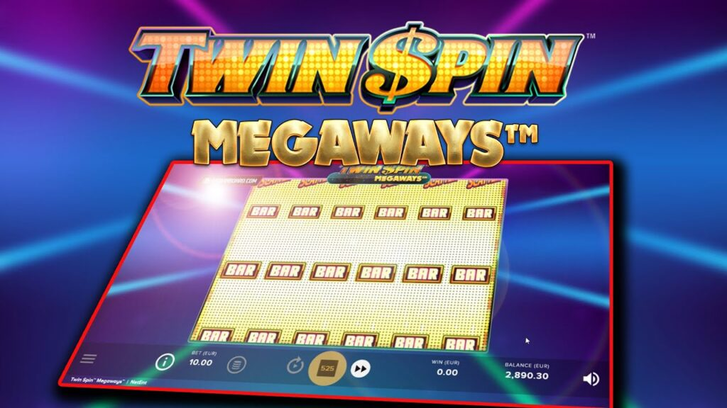Twin Spin Megaways from NetEnt and BTG