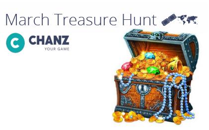 March Treasure Hunt at Chanz