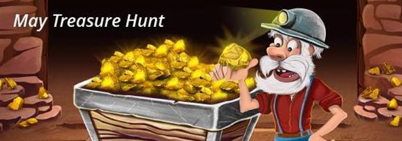May Treasure Hunt at Chanz