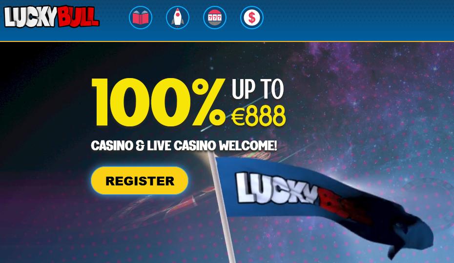 Luckybull Welcome Bonus No Deposit